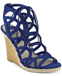 Indigo Rd. Holiday Strappy Wedge Sandals Women's Shoes Dblfb