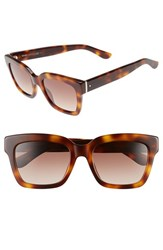 Women's Boss 53Mm Retro Sunglasses