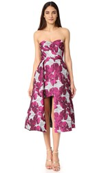 Black Halo Caine Dress Vanilla Orchid
