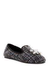 Isaac Mizrahi Dariana Faux Fur Slipper Gray