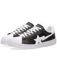 A Bathing Ape Skull Sta Black