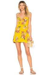 Beach Riot X Revolve Willow Dress Yellow