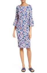 Tracy Reese Women's Floral Stretch Silk Sheath Dress