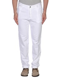 Unlimited Trousers Casual Trousers Men White