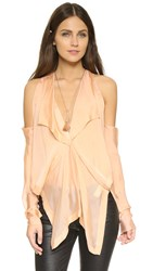 Kitx Drape Square Top Sand