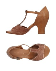 Latitude Femme Sandals Brown