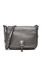 Annabel Ingall Camille Saddle Bag Anthracite