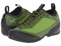 Arc'teryx Alpha Fl Gtx Approach Kaktos Arc Kaktos Arc Men's Shoes Green