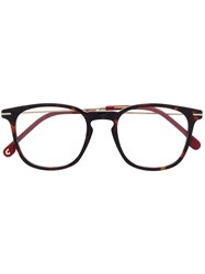 Carrera Tortoiseshell Effect Glasses Brown