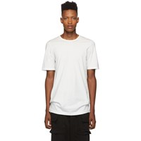 Rick Owens Drkshdw White Level T Shirt