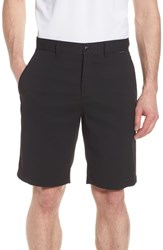 Travis Mathew Puebla Stretch Shorts Black