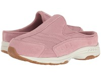Easy Spirit Traveltime 258 Pink Pink Suede Women's Shoes