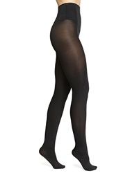 Yummie Tummie Mid Rise Smoothing Tights Black