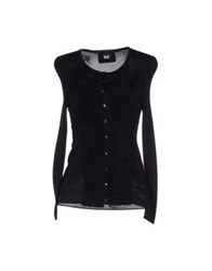 Dandg D And G Cardigans Black