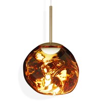 Tom Dixon Melt Mini Led Pendant Light Gold