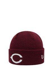 New Era Chicago Cubs Knit Fisherman Hat