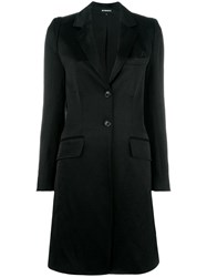 Ann Demeulemeester Delight Coat Black