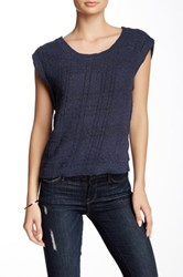 Inhabit Drop Needle Tank Blue