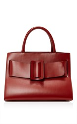 Boyy Leather Bobby Bag Red