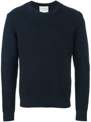 Stephan Schneider Knit Sweater Blue