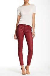 Dl1961 Coco Insta Sculpt Coated Jean Red