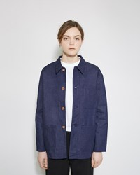 Julien David Denim Jacket Indigo
