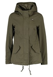 Only Onynaya Summer Jacket Tarmac Khaki