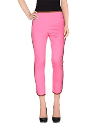 M Missoni Trousers Casual Trousers Women Fuchsia