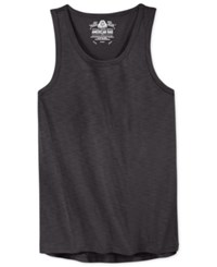 American Rag Men's Heathered Tank Top Only At Macy's Grey