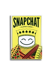 Amazon.Com Official Snapchat Playing Cards Sports And Outdoors