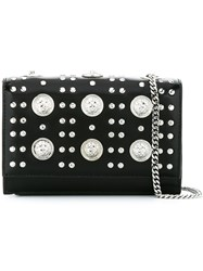 Versus Studded Crossbody Bag Black