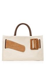 Boyy Canvas Bobby Bag Khaki