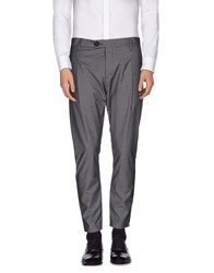 Neill Katter Trousers Casual Trousers Men Grey
