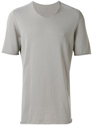 Label Under Construction Short Sleeve T Shirt Nude And Neutrals