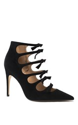 Sergio Rossi The Isobel Strappy Pump Black