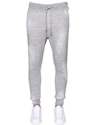 Dsquared Distressed Cotton Sweatpants