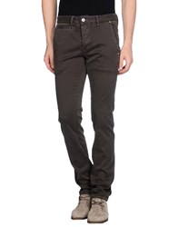 Jfour Trousers Casual Trousers Men Dark Brown