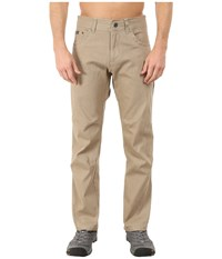 Kuhl Sykeout Kord Pants Desert Khaki Men's Casual Pants