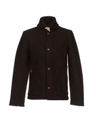 Madson Discount Jackets Dark Brown