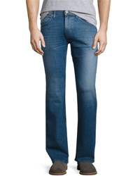 Hudson Clifton Boot Cut Denim Pants Blue