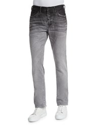 Prps Ombre Slim Fit Denim Jeans Gray