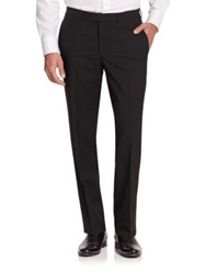Saks Fifth Avenue Modern Fit Wool Trousers