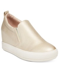 Wanted Pocono Slip On Wedge Sneakers Women's Shoes