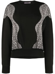 Givenchy Lace Insert Jumper 60