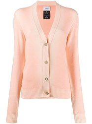 Barrie Faded V Neck Cardigan 60