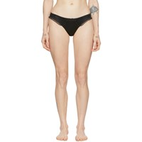 Agent Provocateur Black Felinda Briefs