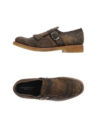 Collection Privee Collection Privee Moccasins Dark Brown