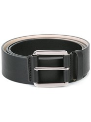 Barbara Bui Buckle Belt Black