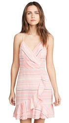 Parker Jay Dress Sunset Stripe