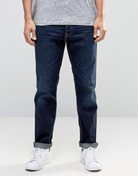 Edwin Ed 45 Tapered Jeans Coal Washed Blue